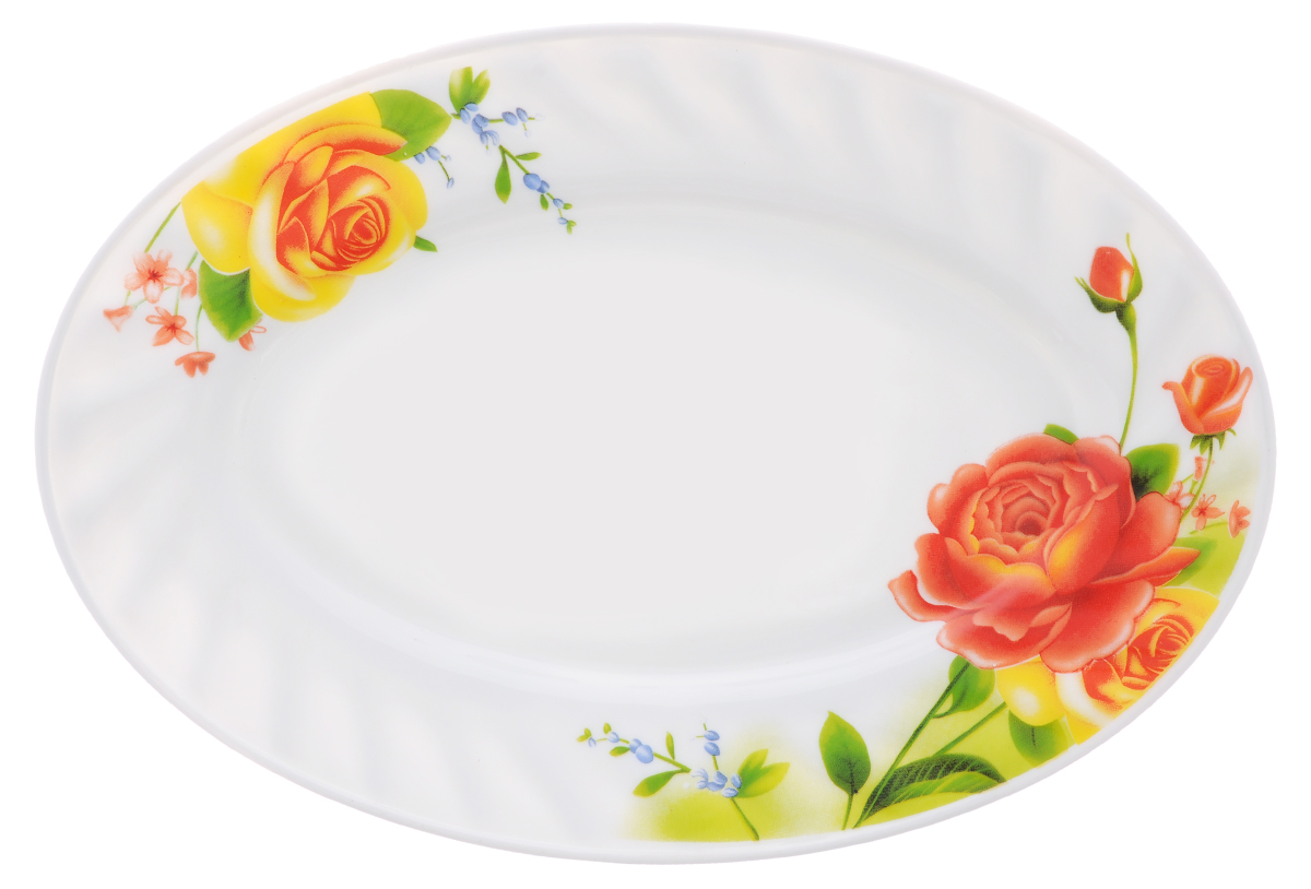 Блюдо Chinbull Алессио, 25 х 17 смHYP-100/6665Овальное блюдо Chinbull Алессио, изготовленное из высококачественной стеклокерамики, украшено ярким цветочным рисунком. Изящный дизайн придется по вкусу и ценителям классики, и тем, кто предпочитает утонченность. Блюдо Chinbull Алессио идеально подойдет для сервировки стола и станет отличным подарком к любому празднику.Размер блюда (по верхнему краю): 25 см х 17 см.Высота стенки: 2 см.