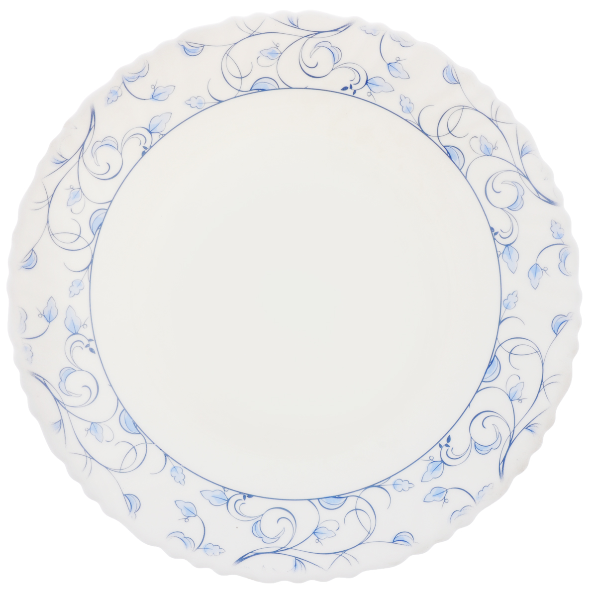 Тарелка обеденная Chinbull Нормандия, диаметр 24 смOLHP-95/310Обеденная тарелка Chinbull Нормандия, изготовленная из высококачественной стеклокерамики, украшена ярким цветочным рисунком. Изящный дизайн придется по вкусу и ценителям классики, и тем, кто предпочитает утонченность. Тарелка Chinbull Нормандия идеально подойдет для сервировки стола и станет отличным подарком к любому празднику.Диаметр (по верхнему краю): 24 см.