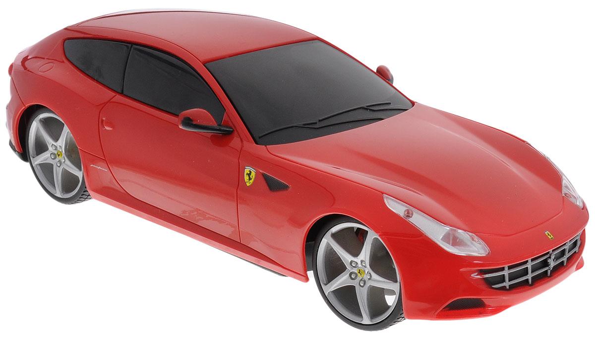 Maisto Радиоуправляемая модель Ferarri FF цвет красный maisto радиоуправляемая модель ferarri ff цвет желтый