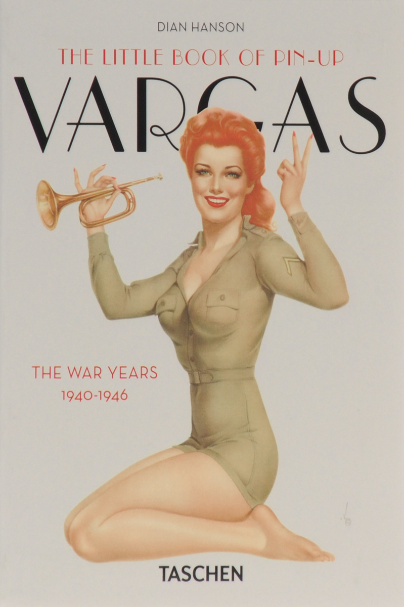 The Little Book of Pin-Up: Vargas