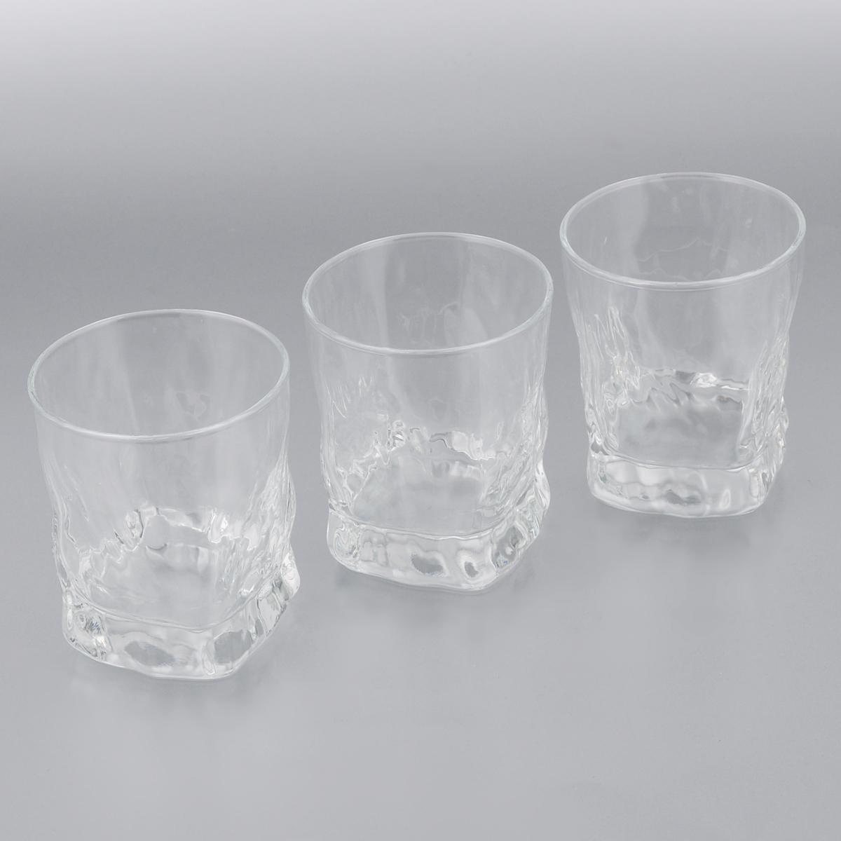 Набор стаканов Luminarc Icy, 300 мл, 3 шт набор стаканов luminarc new america 270 мл 6 шт