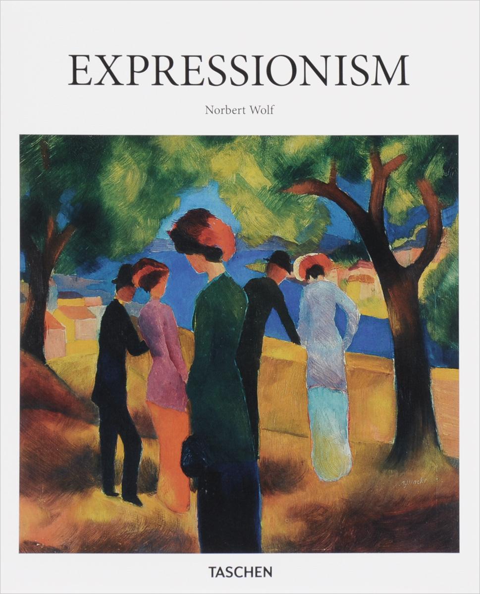Expressionism impressionism