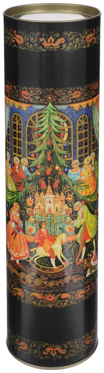Тубус под шампанское Правила Успеха Щелкунчик, 9 х 35 см пакет подарочный правила успеха щелкунчик 30 х 38 см