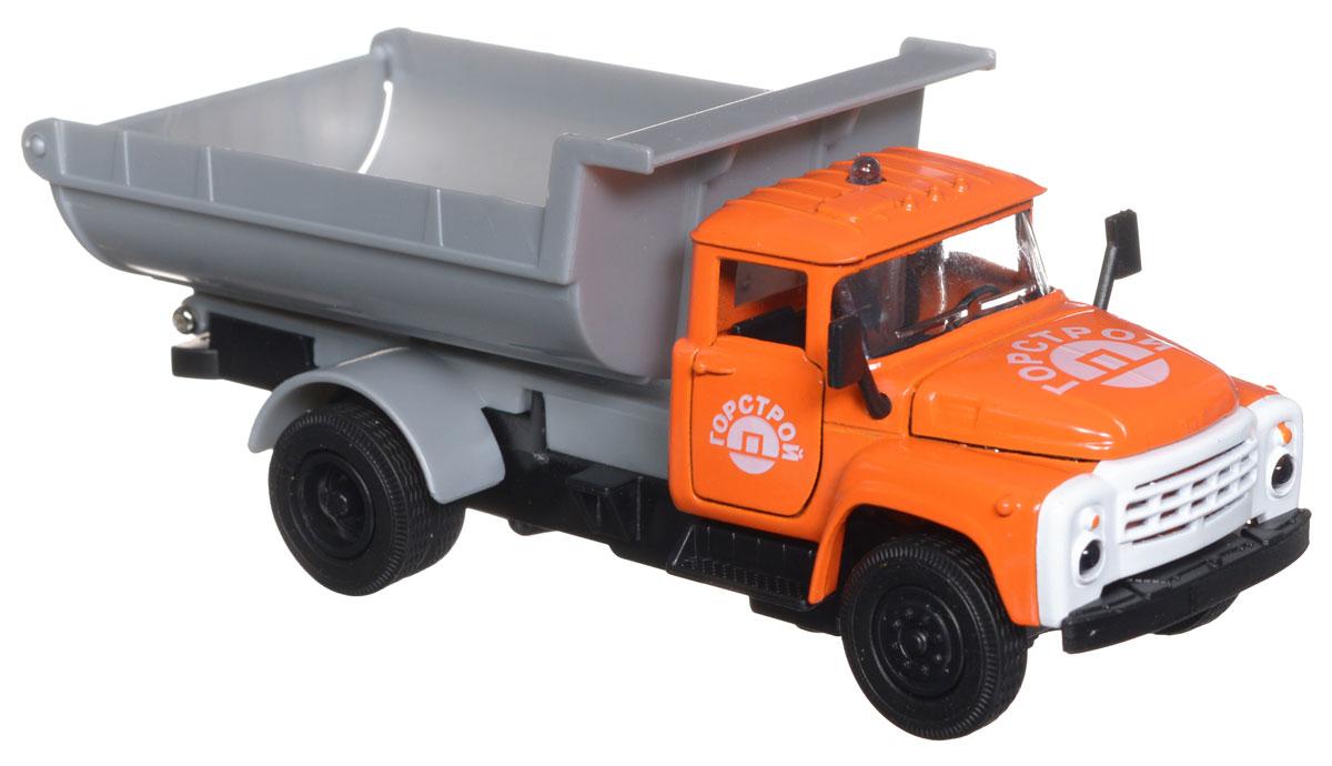 ТехноПарк Коллекционная модель Грузовик Зил 130 игрушка технопарк зил 130 бензовоз x600 h09131 r