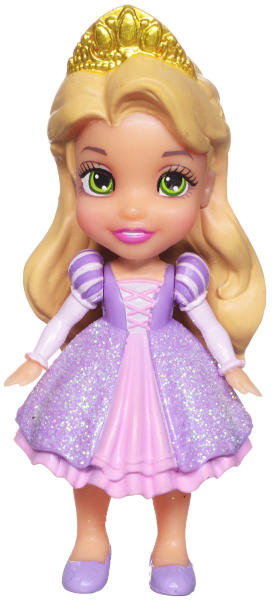 Disney Princess Мини-кукла Рапунцель B5321_C0561 куклы disney princess модная кукла принцесса в в юбке с проявляющимся принтом в ассорт