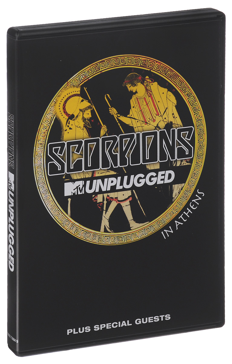 Scorpions: MTV Unplugged In Athens scorpions – born to touch your feelings best of rock ballads cd