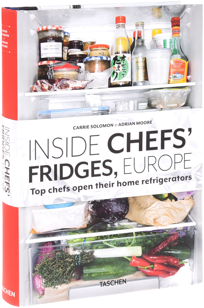 Inside Chefs' Fridges, Europe: Top Chefs Open Their Home Refrigerators кухонный комбайн bosch mcm3110w 800вт белый