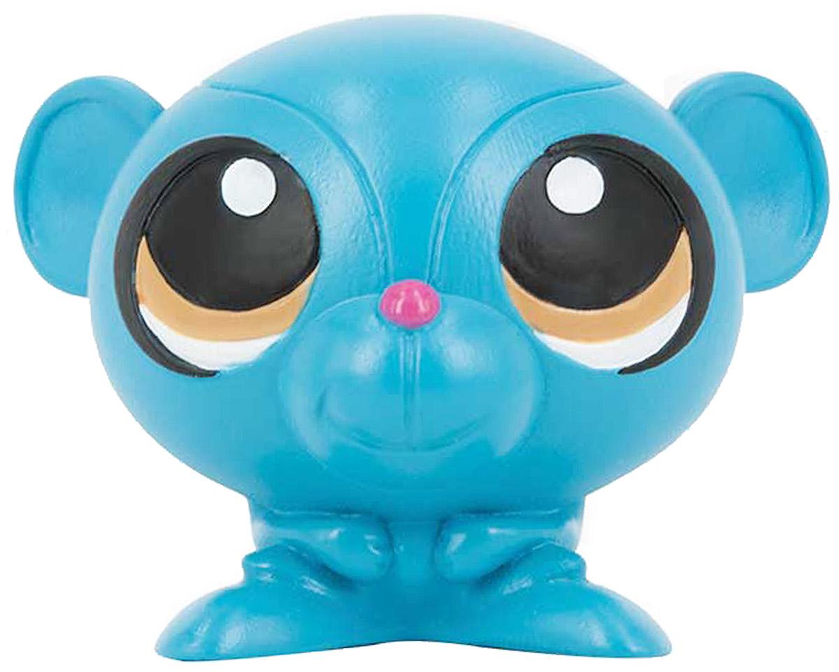 Littlest Pet Shop Фигурка-мялка цвет голубой фигурки игрушки littlest pet shop игрушка зверюшка