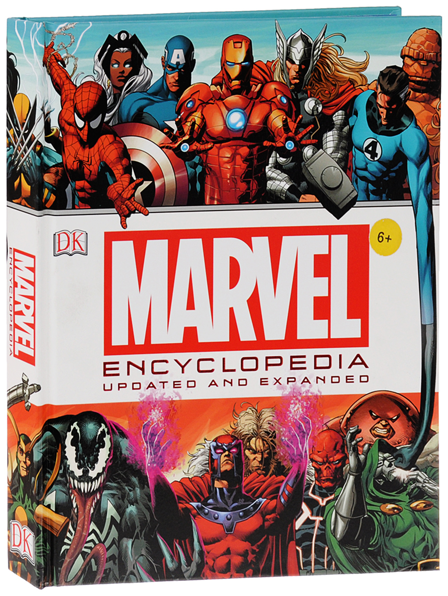 Marvel Encyclopedia: The Definitive Guide to the Characters of the Marvel Universe the american spectrum encyclopedia the new illustrated home reference guide