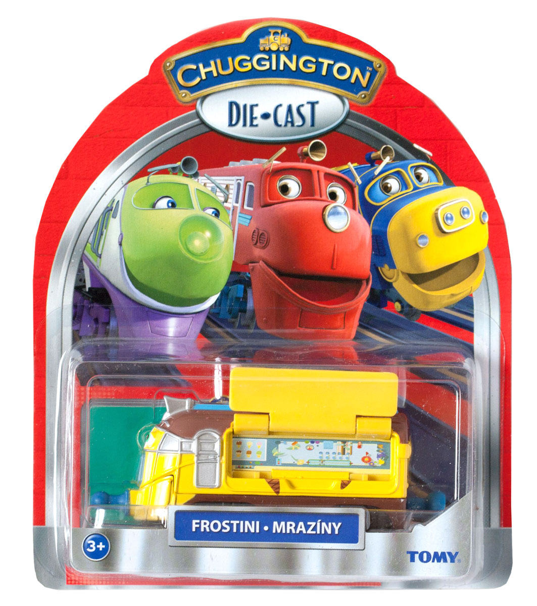 Chuggington Паровозик Фростини