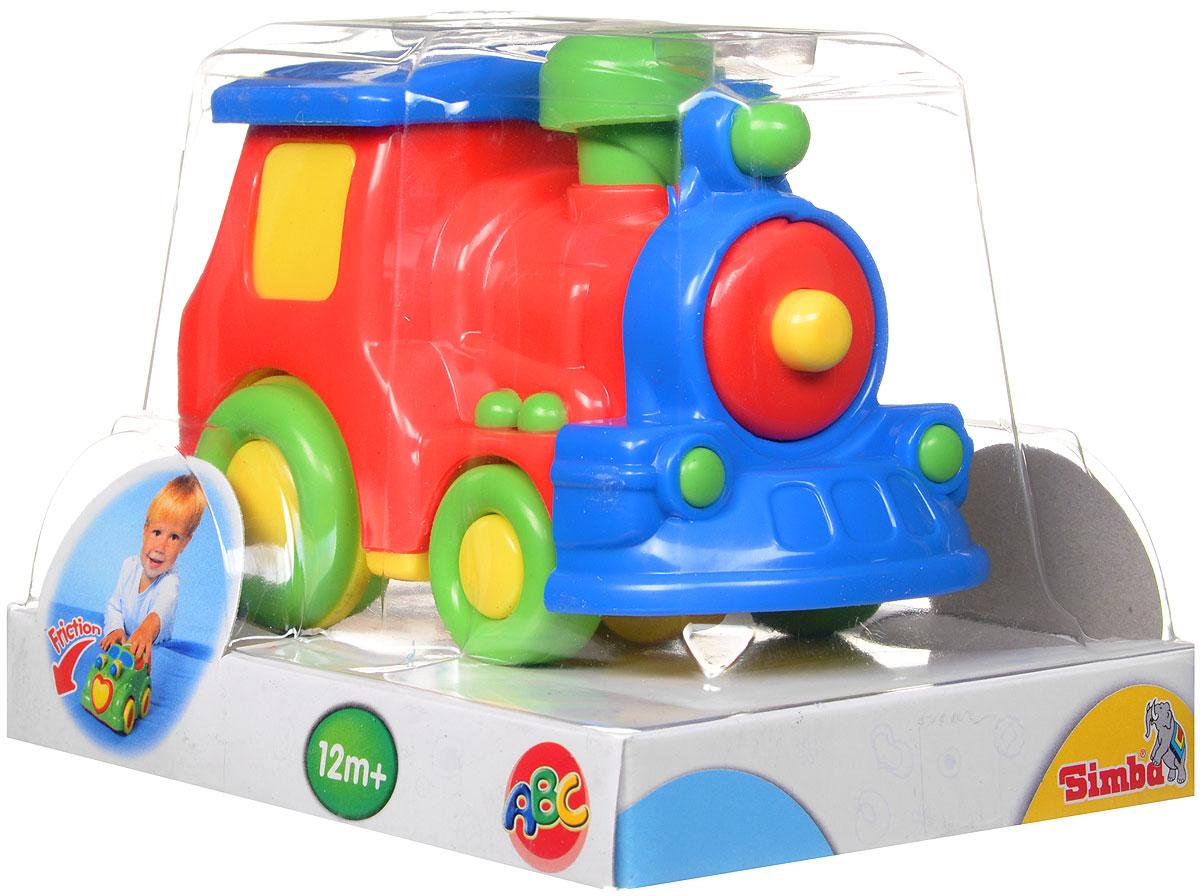 Simba Паровоз инерционный цвет красный simba паровоз инерционный цвет желтый