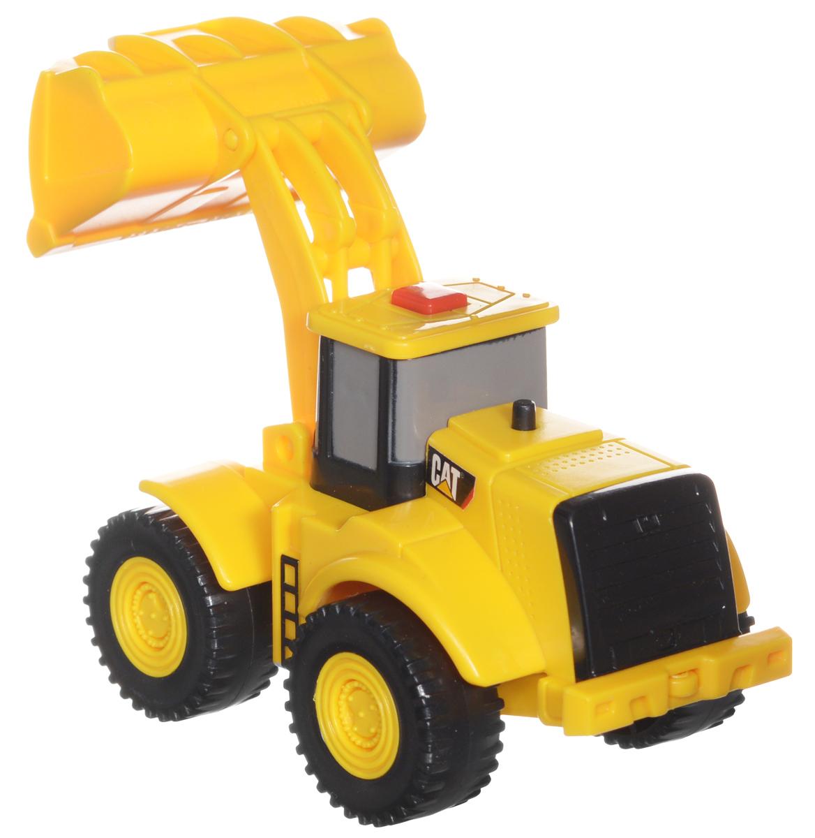 Toystate Погрузчик Flash Rides Cat toystate машина со светом и звуком toystate в ассортименте