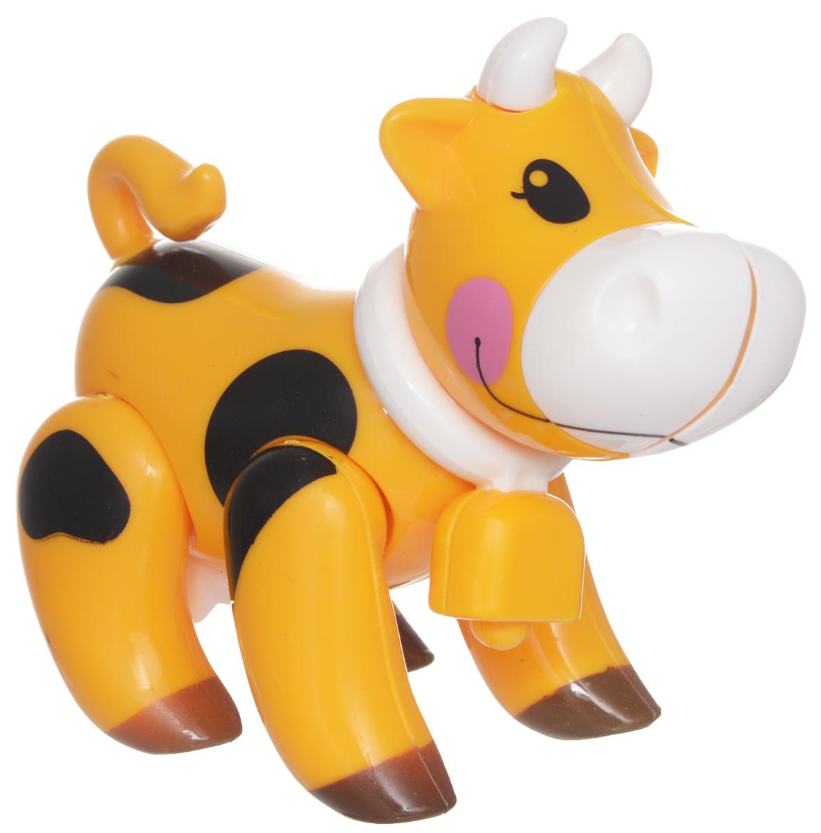 1TOY Фигурка В мире животных Корова набор в мире животных 1toy