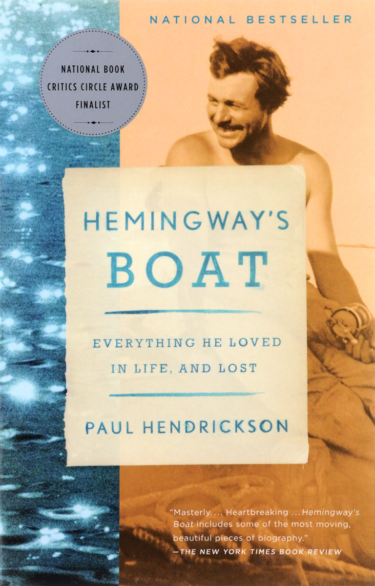 Hemingway's Boat: Everything He Loved in Life, and Lost improving quality of life in anxiety and depression
