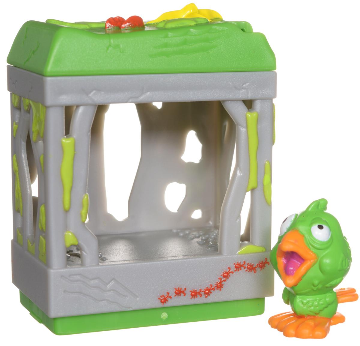 Ugglys Pet Shop Игровой набор Домик с фигуркой Poop Coop набор игровой jakks pacific домик с фигуркой смурфика