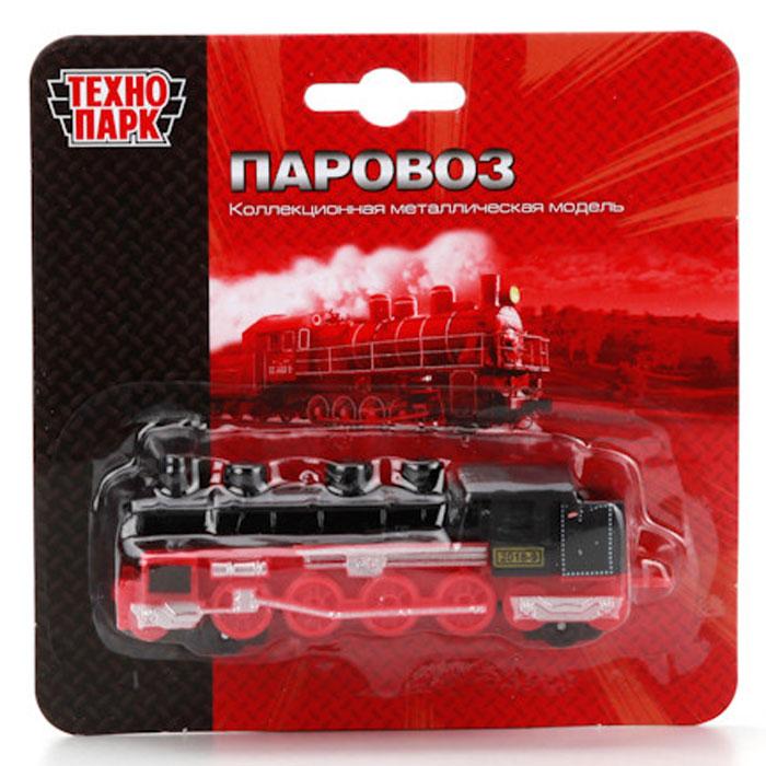 ТехноПарк Паровоз nanoblock паровоз