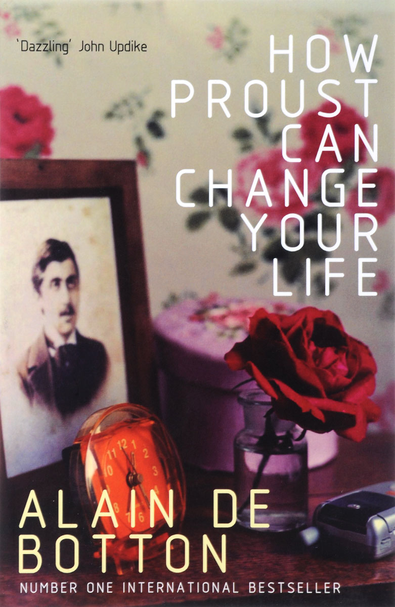 How Proust Can Change Your Life колготки filodoro linea размер m плотность 20 den chic nero