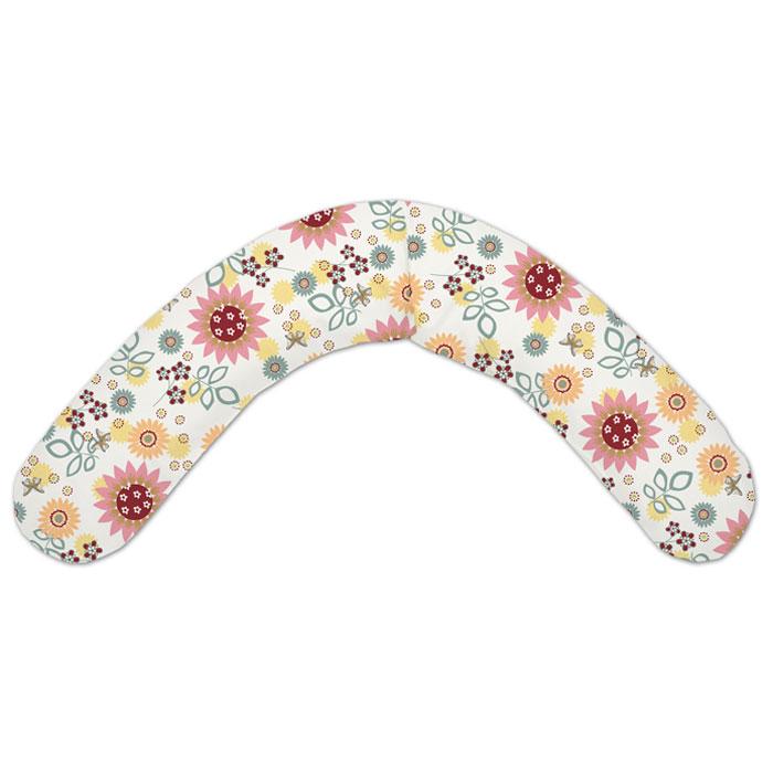 Theraline Чехол для подушки для беременных Летний сад 190 см - Чехлы для подушек беременным