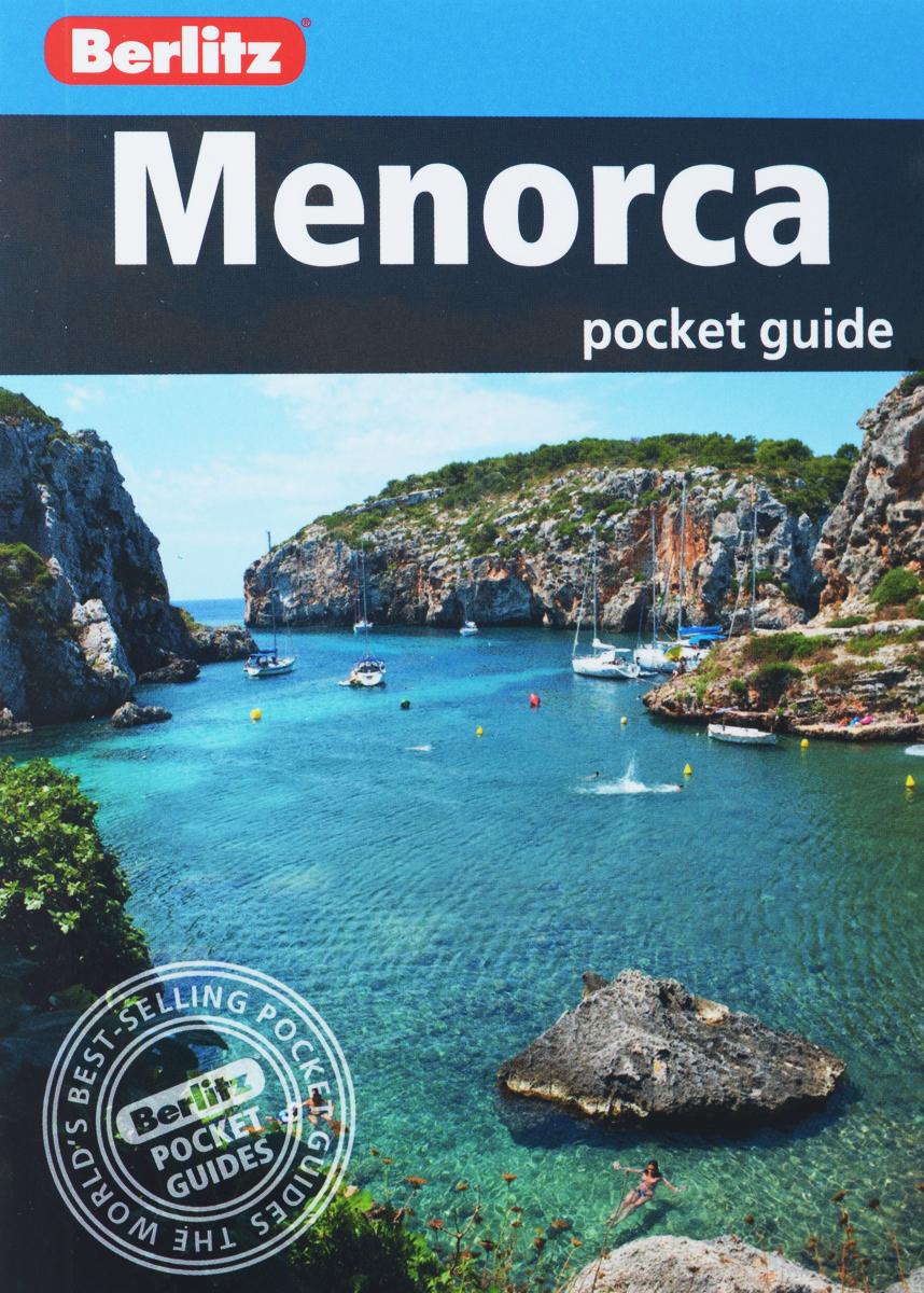 Berlitz: Menorca Pocket Guide dk eyewitness pocket map and guide paris