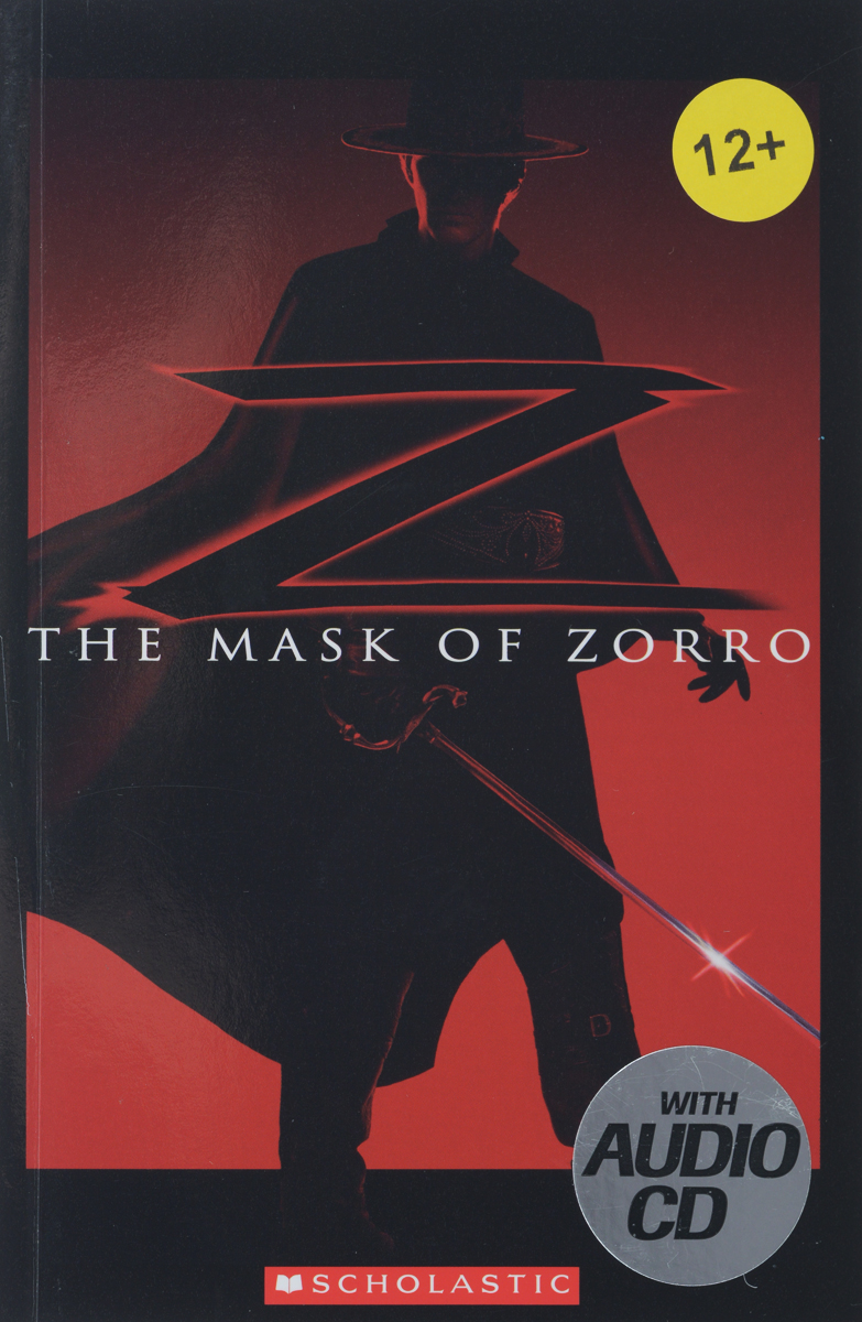 The Mask of Zorro: Level 2 (+ CD) удлинитель allocacoc extended remote 1 5m black 1513bk euexrm