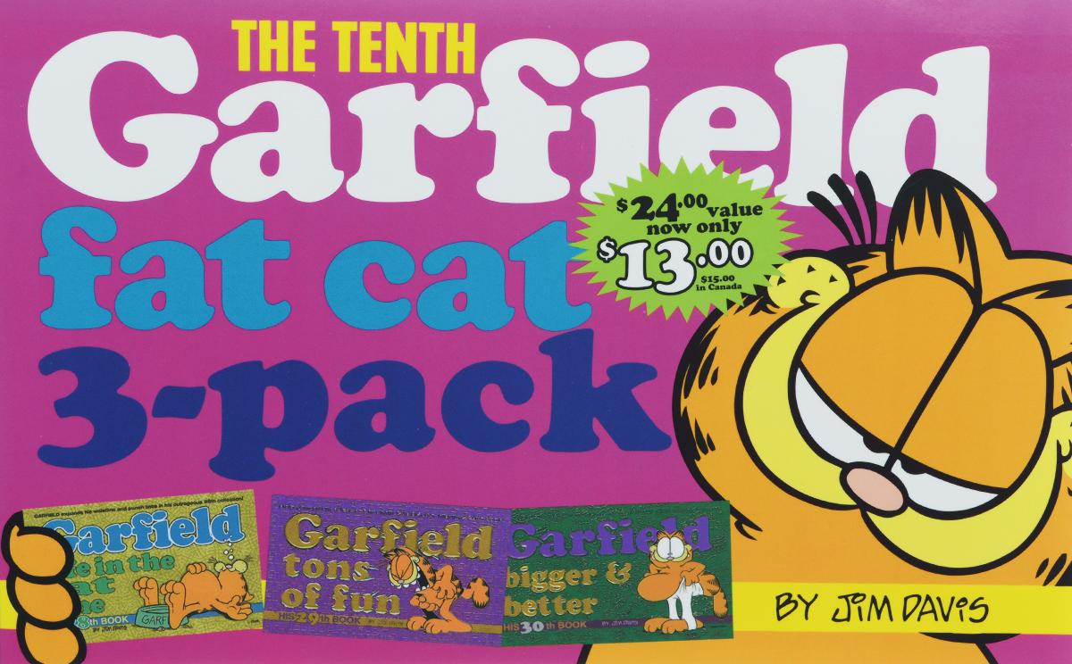 Garfield Fat Cat 3-Pack: Volume 10 garfield fat cat 3 pack volume 9
