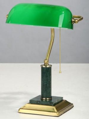 Лампа настольная Vitaluce, цвет: зеленый, золотистый, 1 х E27, 60 ВтV2900/1LНастольная лампа Vitaluce, выполненная из высококачественных материалов, оформлена в классическом стиле.К лампе предусмотрен цоколь Е27 для лампы мощностью 60 Вт.