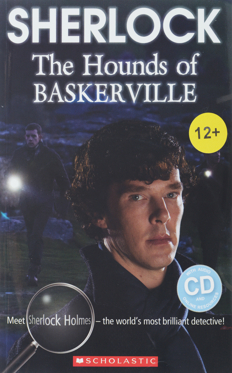 Sherlock: The Hounds of Baskerville: Level 3 (+CD) davis f puss in boots the god of san ricardo level 3 cd