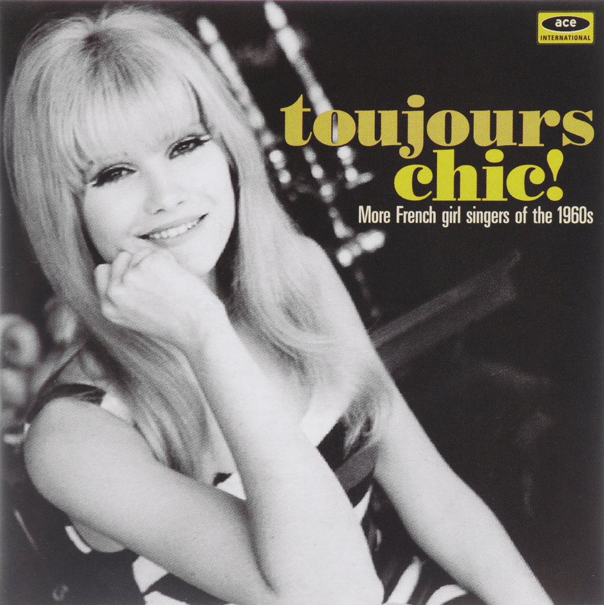 Toujours Chic! More French Girl Singers Of The 1960s c est chic french girl singers of the 1960s