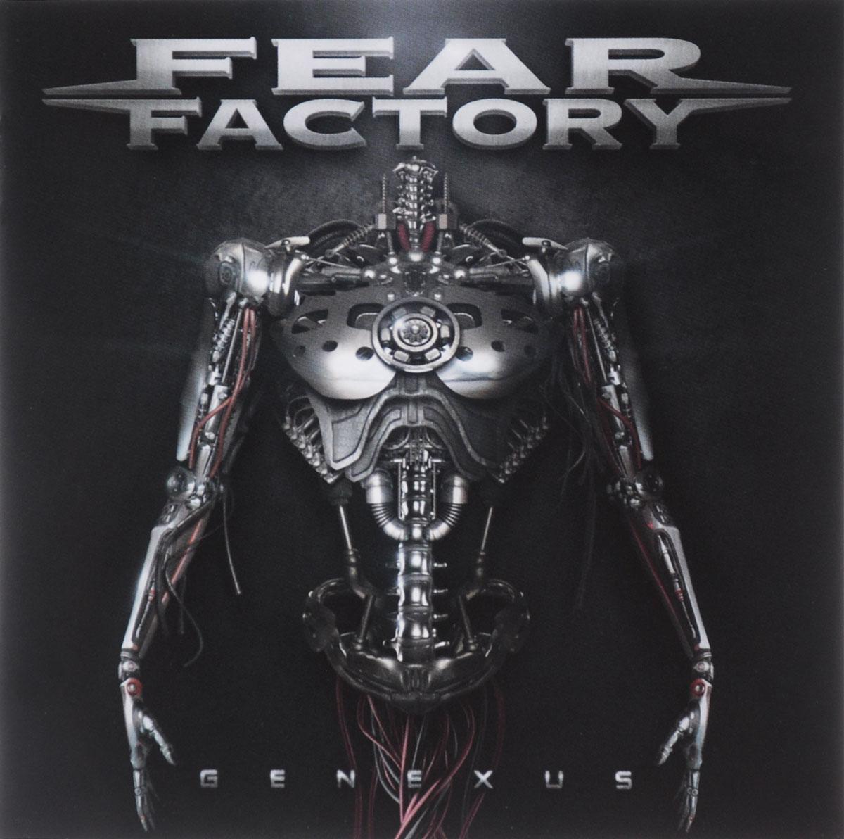 Fear Factory Fear Factory. Genexus living with fear