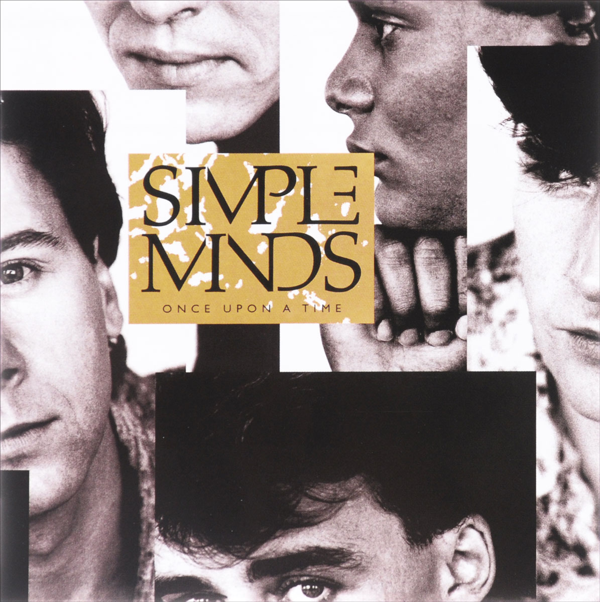 Simple Minds Simple Minds. Once Upon a Time simple minds swindon