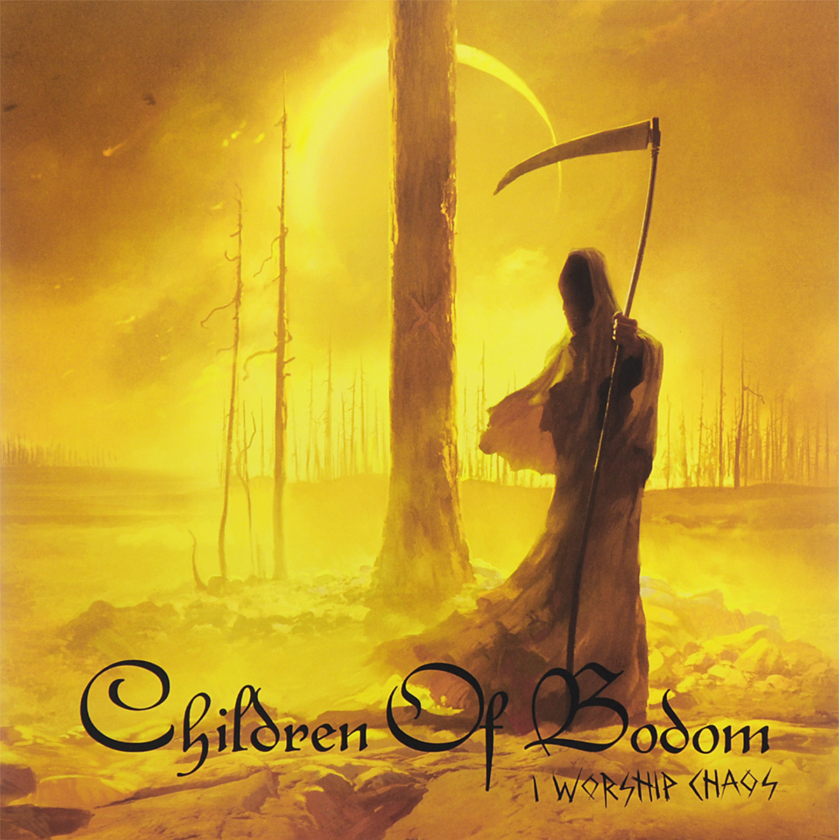 Children Of Bodom Children Of Bodom. I Worship Chaos (LP) children of bodom children of bodom i worship chaos