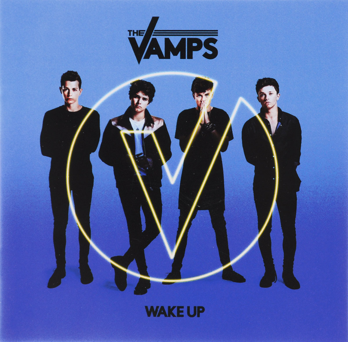 The Vamps The Vamps. Wake Up the vamps leeds