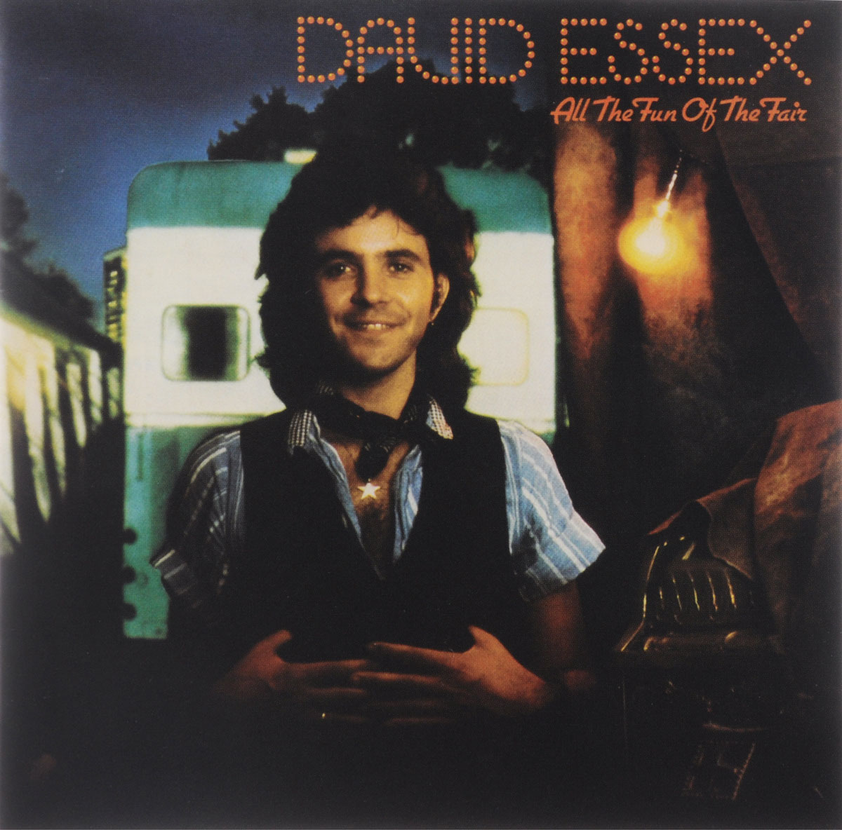 Дэвид Эссекс David Essex. All The Fun Of The Fair бейсболки atributika