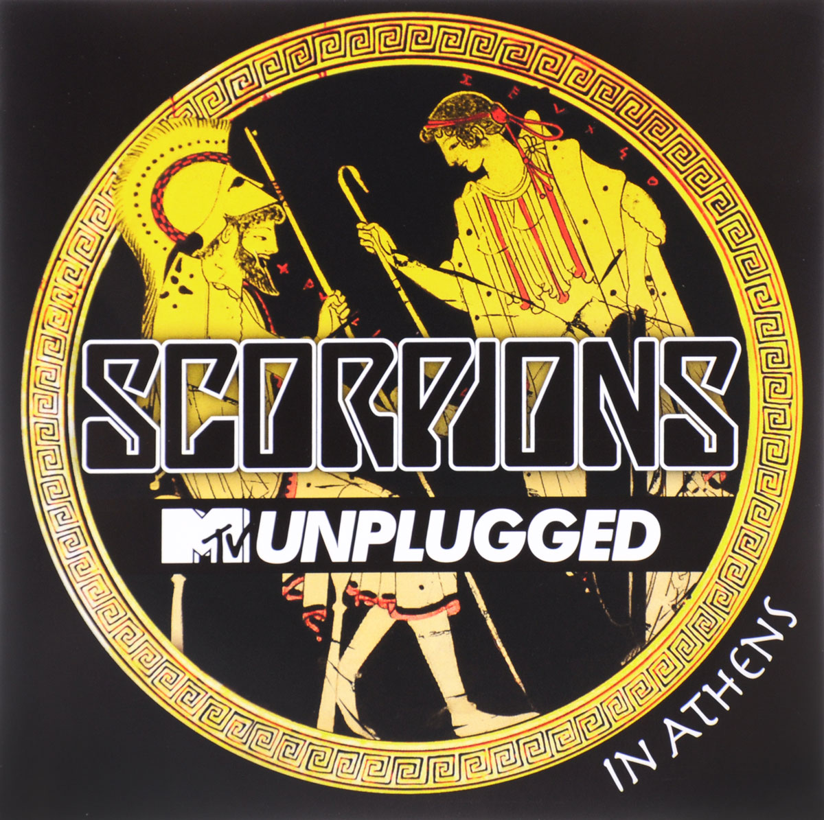 Scorpions Scorpions. MTV Unplugged In Athens (2 CD) lauryn hill mtv unplugged no 2 0 href