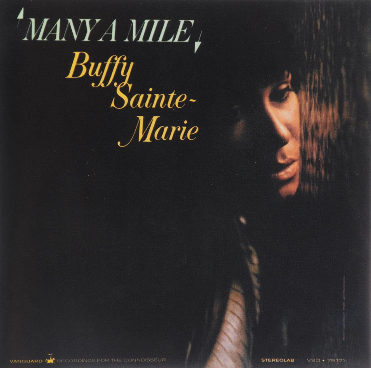 Баффи Санти-Мари Buffy Sainte-Marie Many a Mile