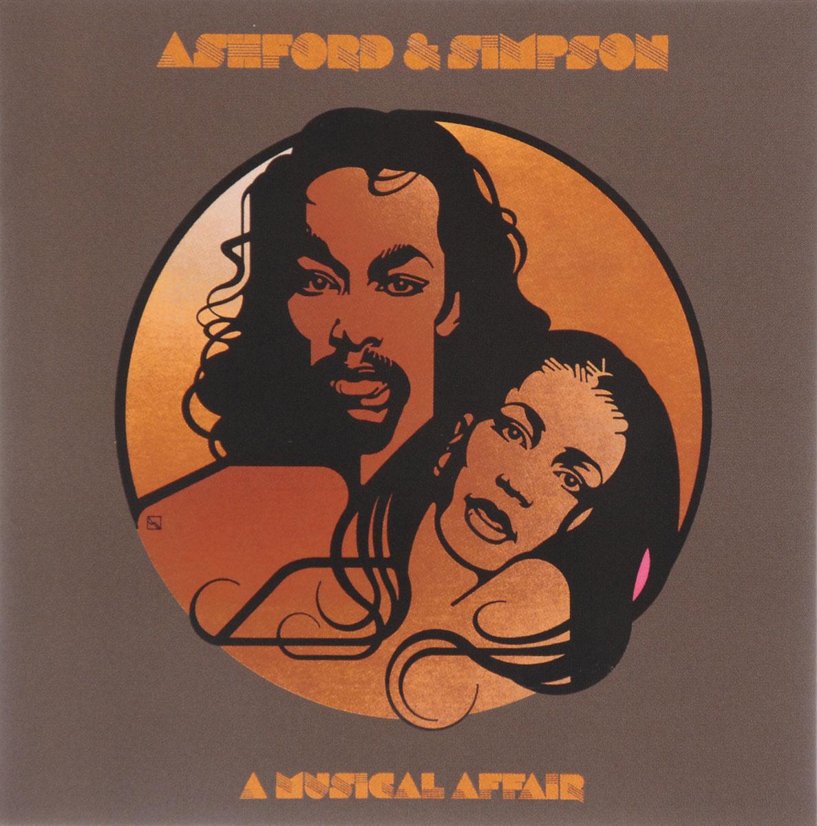 Ashford & Simpson Ashford & Simpson. A Musical Affair ashford