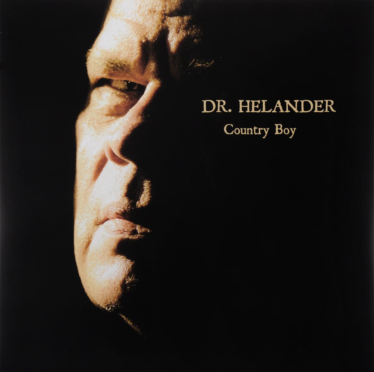 Dr. Helander. Country Boy (LP)