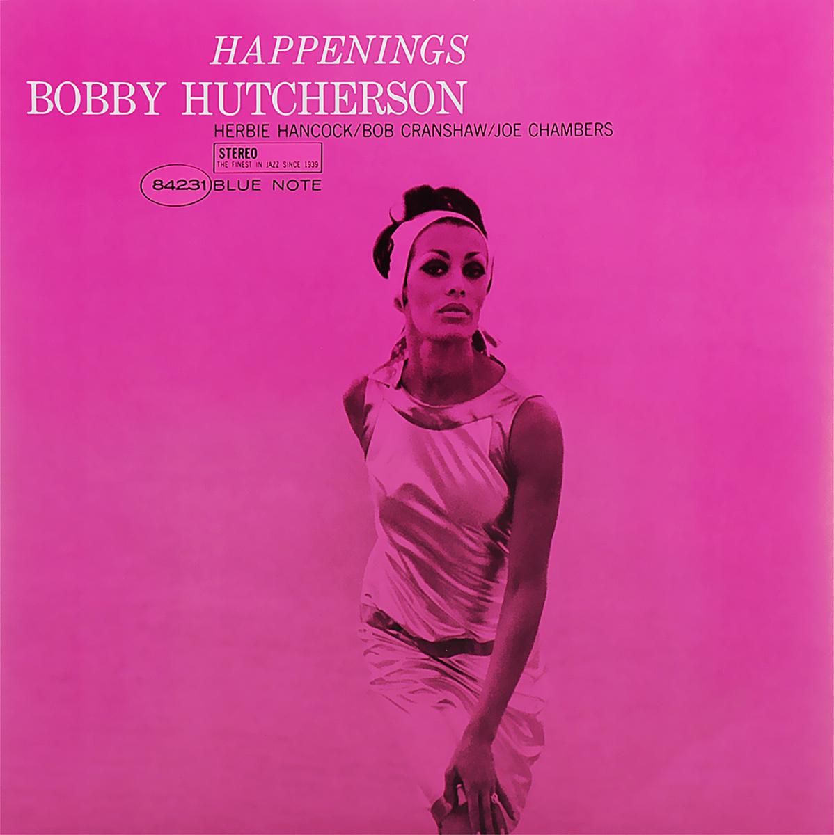 Бобби Хатчерсон Bobby Hutcherson. Happenings (LP) бобби джейспер bobby jaspar bobby jaspar s new jazz
