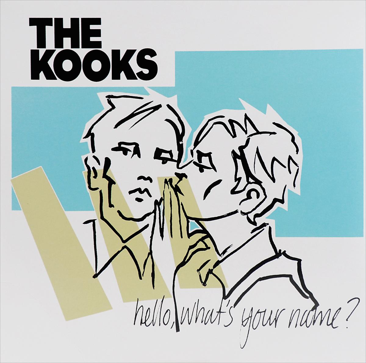 The Kooks The Kooks Hello What's Your Name 2 LP