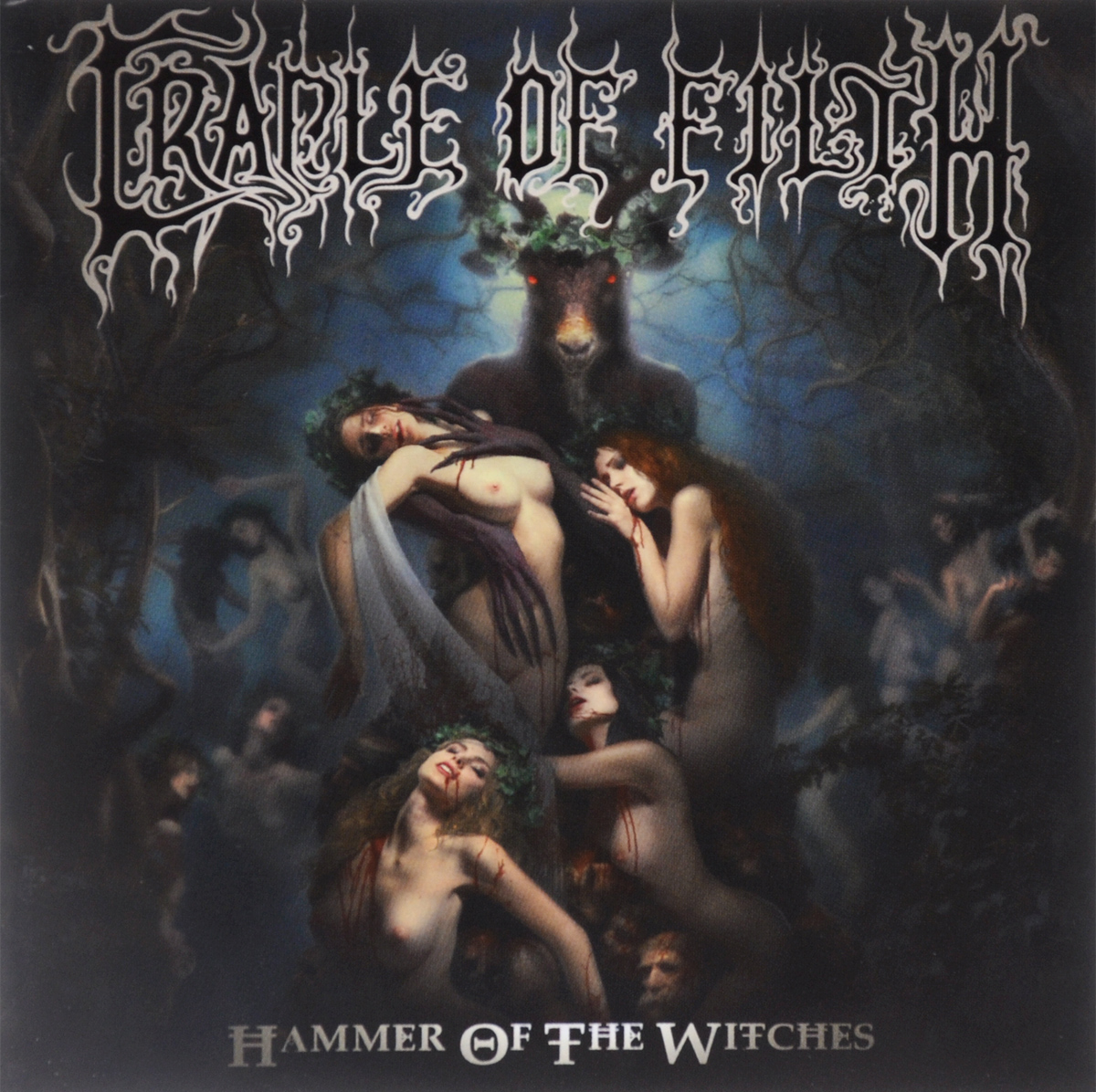 Cradle Of Filth Cradle Of Filth. Hammer Of The Witches the witches plays for children