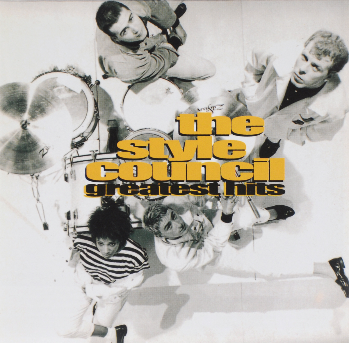 The Style Council The Style Council. Greatest Hits iron council