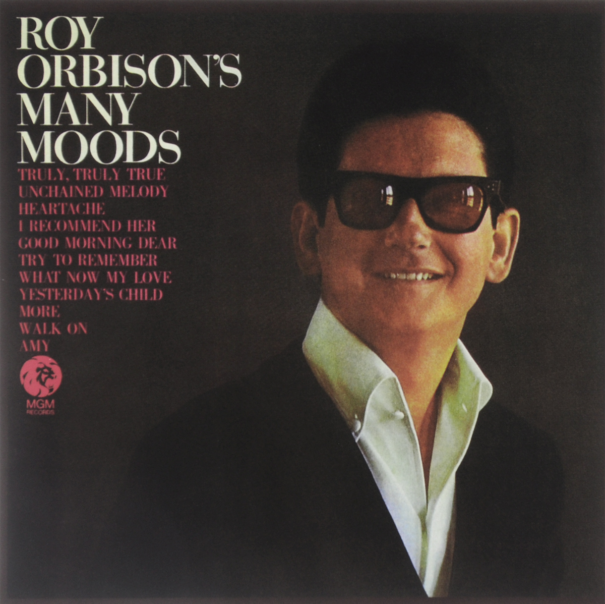 Рой Орбисон Roy Orbison. Many Moods stayer 37552