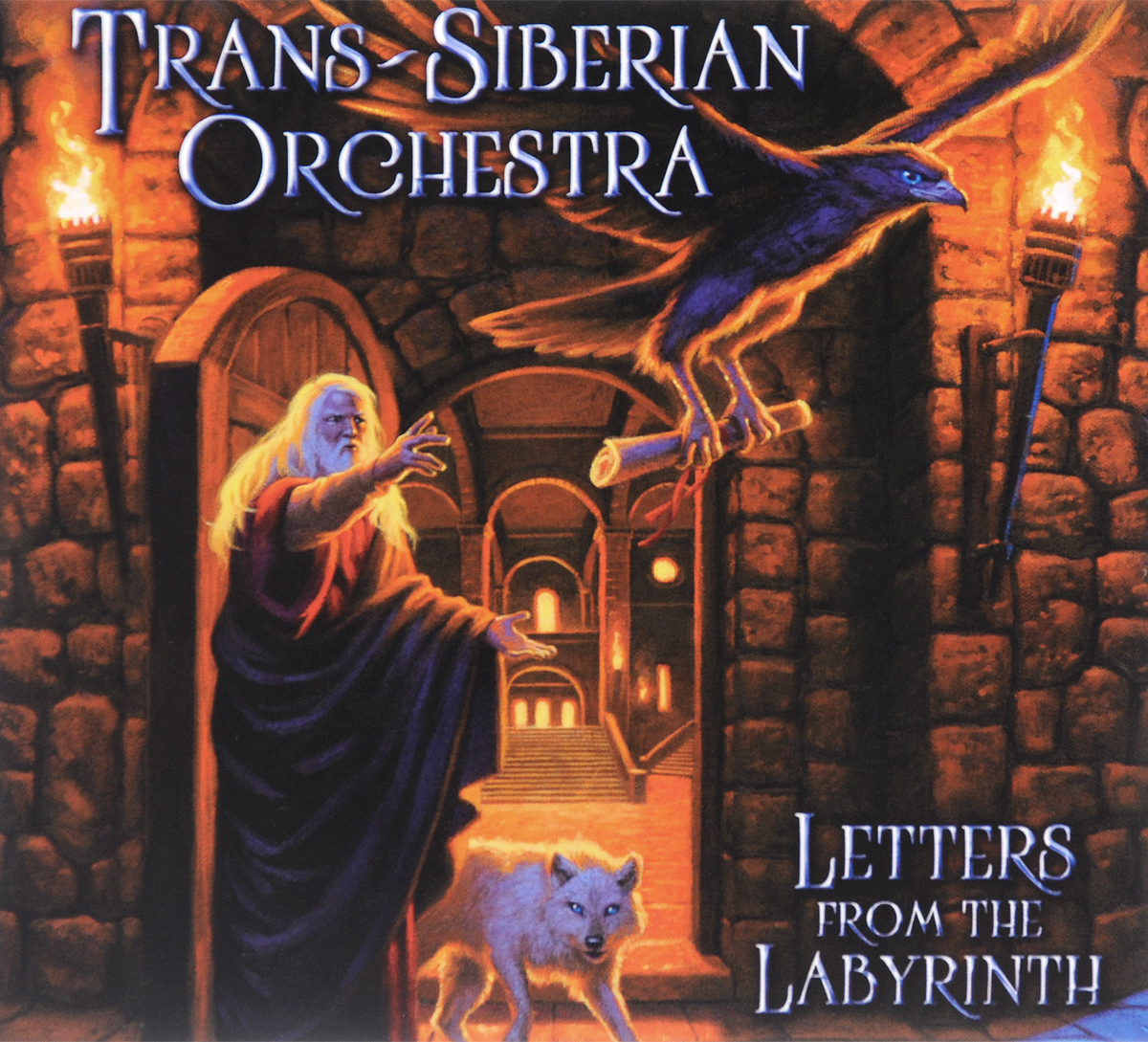 Trans-Siberian Orchestra Trans-Siberian Orchestra. Letters From The Labyrinth велосипед kross trans sander 2015