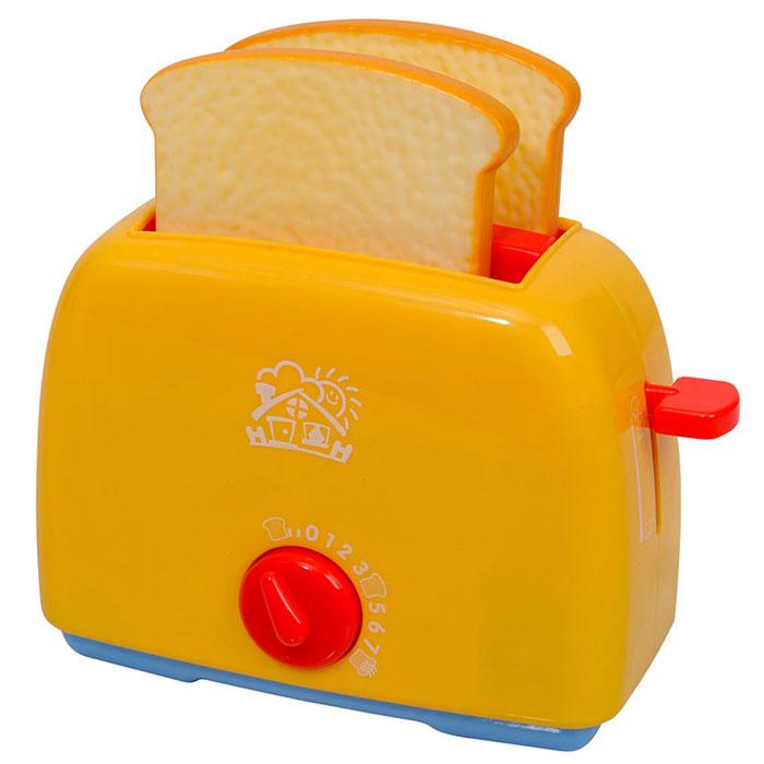 Playgo Игровой набор Тостер, цвет: желтый playgo игровой набор корзина с выпечкой