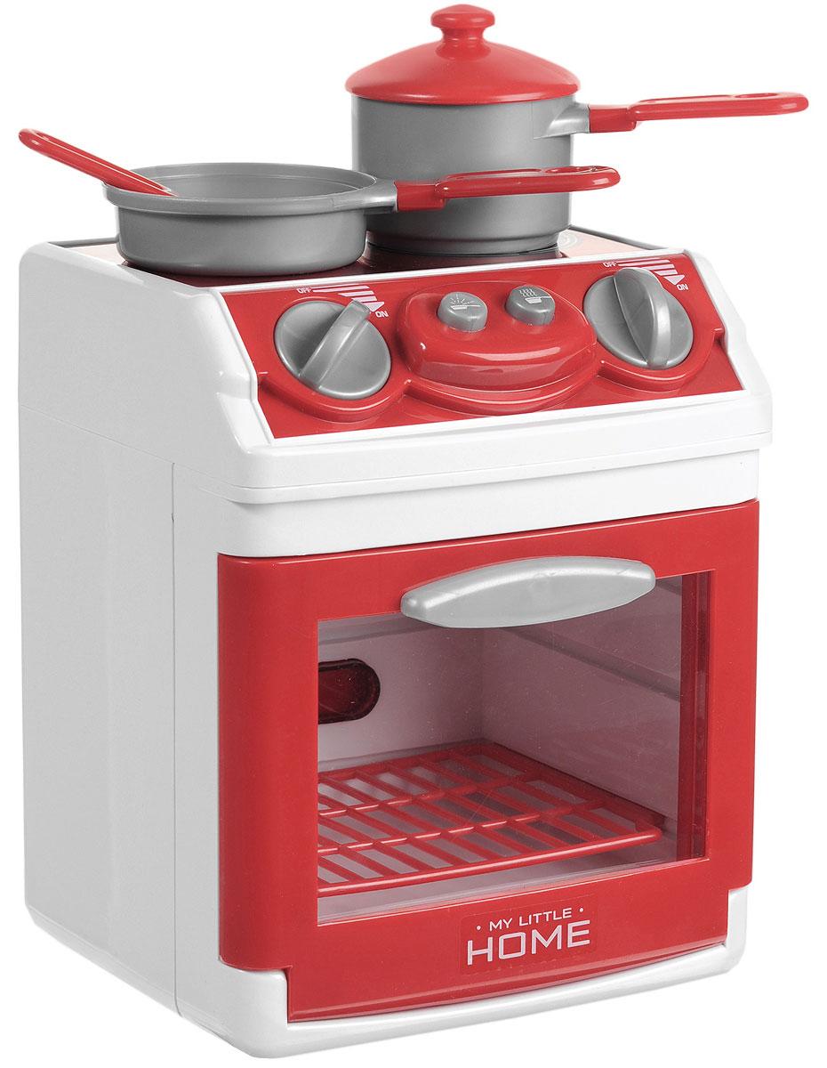 Simba Плита кухонная My Little Home с аксессуарами simba плита кухонная аксессуарами simba