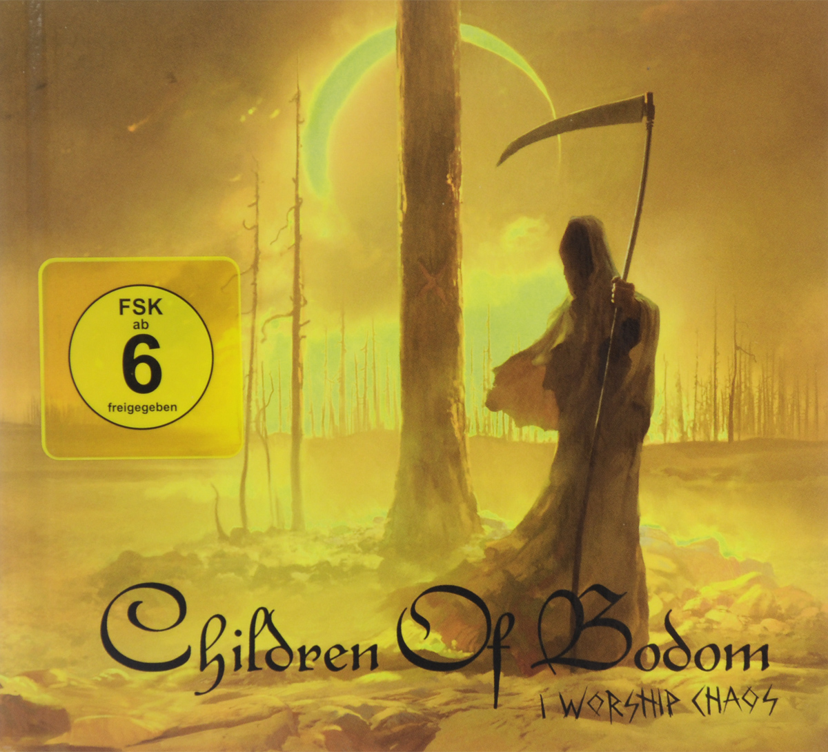 Children Of Bodom Children Of Bodom. I Worship Chaos. Limited Edition (CD + DVD) children of bodom 20 years down