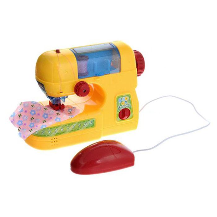ABtoys Игровой набор Швейная машинка, Сюжетно-ролевые игрушки  - купить со скидкой