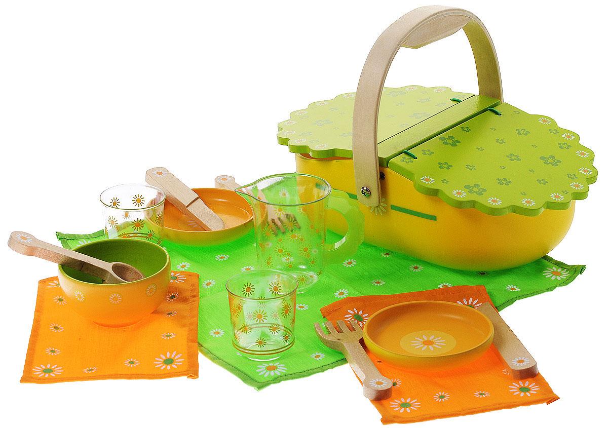 Djeco Игровой набор Мой пикник - Сюжетно-ролевые игрушки