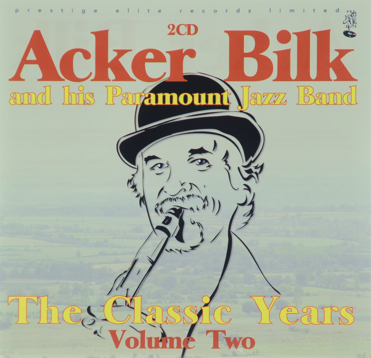 Фото - Acker Bilk and His Paramount Jazz Band Acker Bilk And His Paramount Jazz Band. Classic Years. Volume Two (2 CD) ken colyer s jazzmen кен колайер ken colyer s skiffle group mr acker bilk