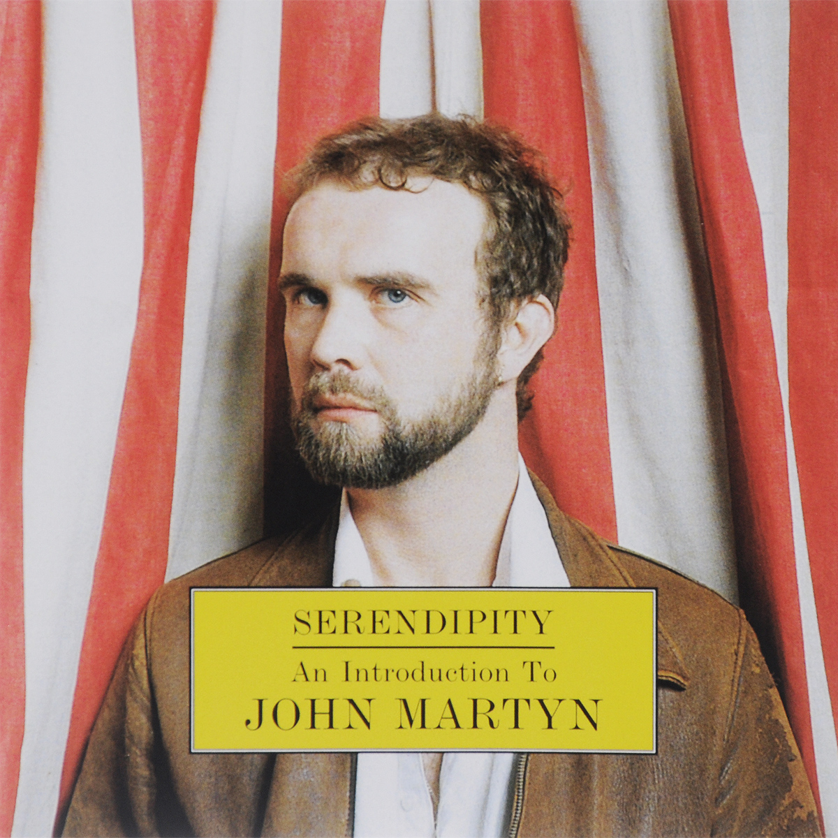 Джон Мартин John Martyn. Serendipity. An Introduction To цена и фото